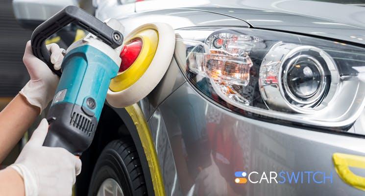 car polishing and waxing, sell car in Dubai