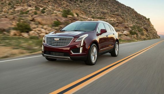 Cadillac XT5 2018 Finally Makes its Debut in the UAE!