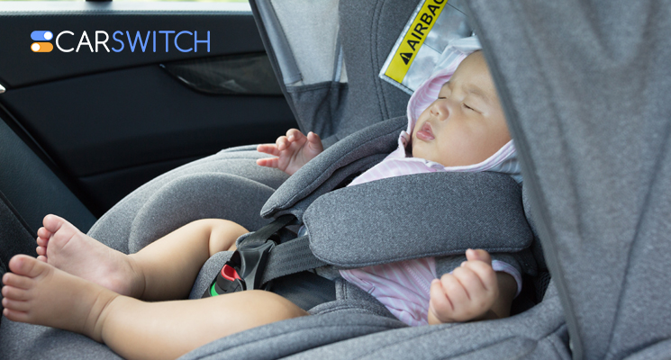 Dubai'ans, car safety for your baby has been revolutionized!