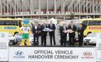 Hyundai and Kia make special efforts to aid 2018 FIFA World Cup Russia™