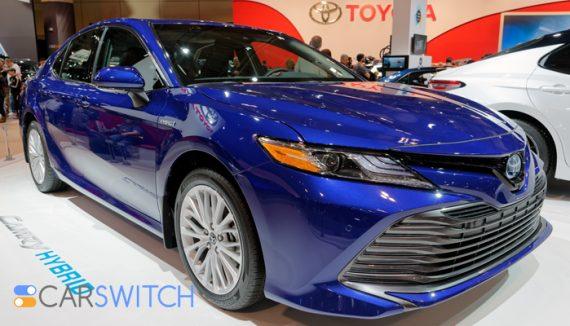 2018 Toyota Camry Hybrid Ready for Sale in Dubai, UAE