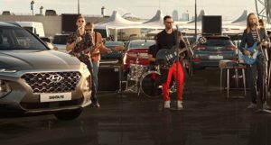 Hyundai Unites with Maroon 5 for the FIFA World Cup 2018!