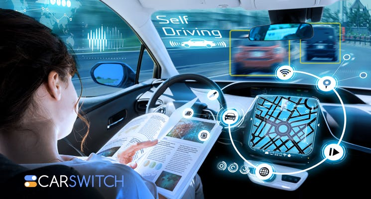 Self driving cars, Buying a car in Dubai