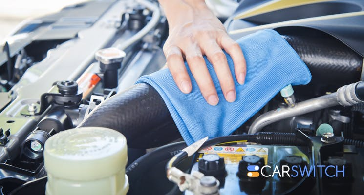 How To Clean Engine Bay >> How To Clean The Engine Bay Of Your Used Car In Dubai