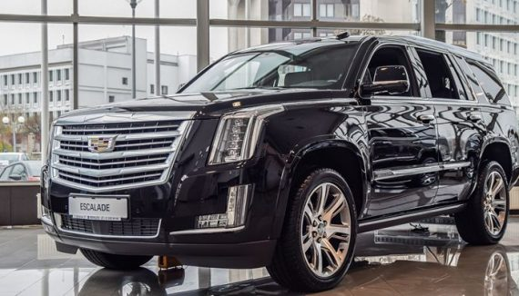 2018 Cadillac Escalade, Dubai used car