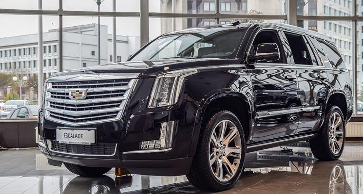 2018 Cadillac Escalade, Dubai used car