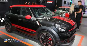 New Mini Countryman JCW: This Micro-SUV Puts the Sport in SUV!