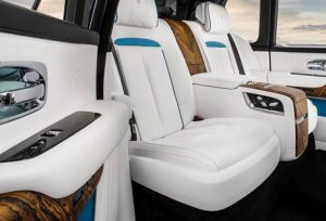 Cullinan interior, used cars in Dubai