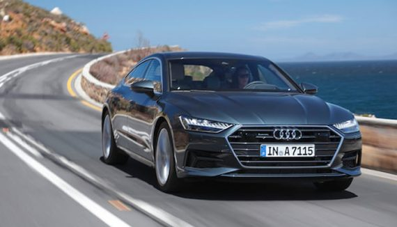 2019 Audi A7 with a mild hybrid system has arrived in the UAE!
