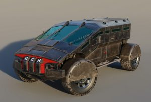 sell car in Dubai, 2015 ZiL punisher