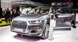 Audi's E-tron SUV Electric Car Coming Soon!