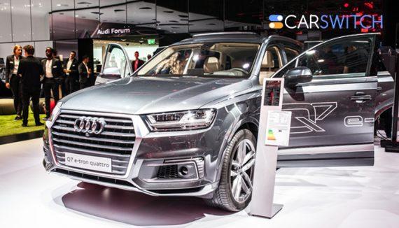 Audi's E-tron SUV Electric Car Coming Soon!