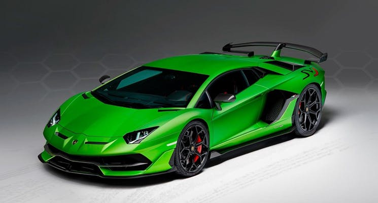 Lamborghini Aventador Svj Debuts With Greater Power And Cooler Looks