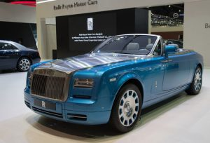 car for sale, phantom drophead