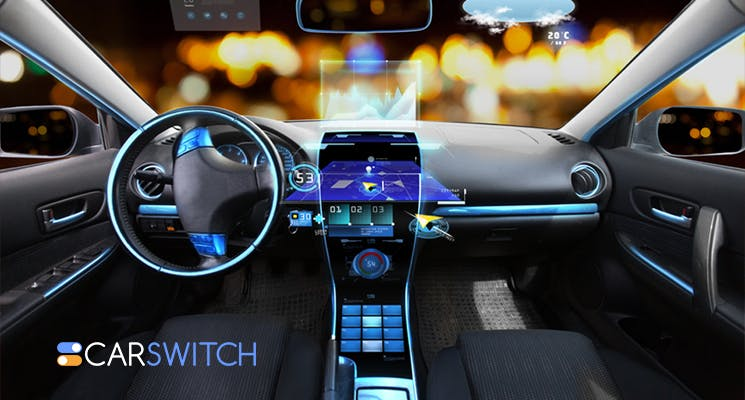 4 Cool Car Interior Upgrades From The Future Newsroom
