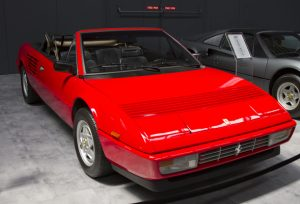 Ferrari Mondial, car for sale