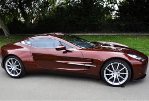 Aston Martin One-77, car for sale