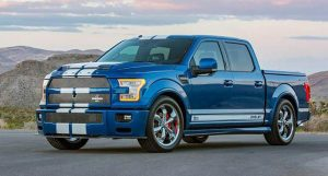 2019 Ford F150 Shelby Debuts in the UAE!