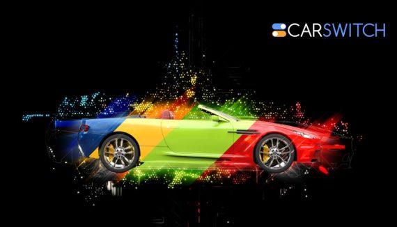 Most Unusual car colors seen in used cars Dubai!