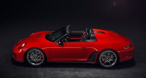 Porsche Celebrates Birthday Bash by Confirming Production of 911 Speedster!