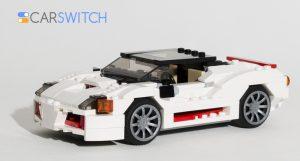 Bugatti Introduces a Fully-Functional LEGO Car!