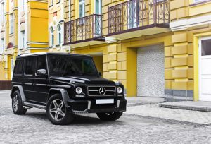 Mercedes Benz G55 AMG, car for sale