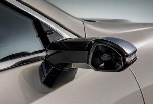 2019 Lexus ES wing mirror cameras, car for sale