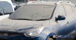 Wash Me! Unclean Used Cars in Dubai Risk Getting Fined