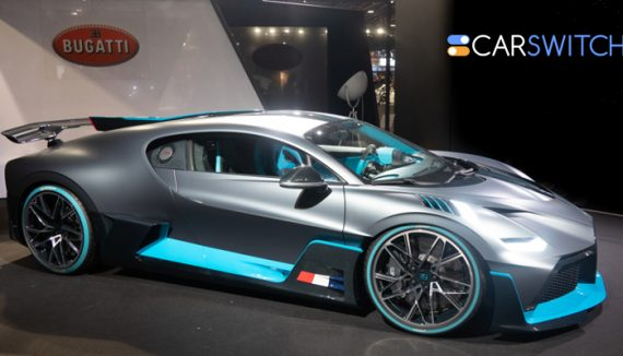 6 Cool Facts about the exclusive Bugatti Divo!