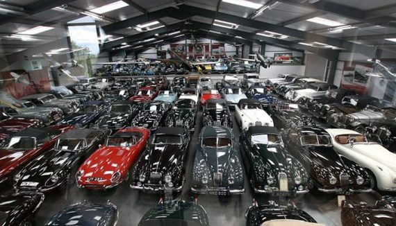 Top 5 Most Expensive Cars from Jerry Seinfeld's Collection
