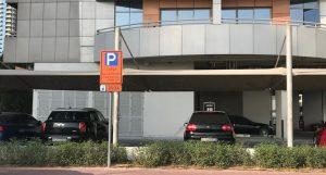 Paid Parking Introduced at Barsha Heights (TECOM), Dubai