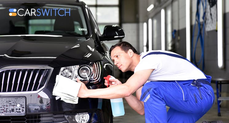 8 best places to get your car washed before selling car in Dubai!
