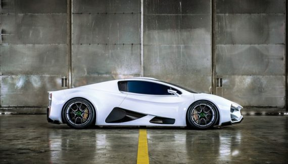 World's Fastest Hypercar Launched in UAE!