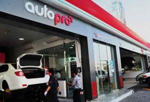 auto pro selling car