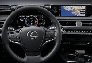 Lexus UX interior car for sale