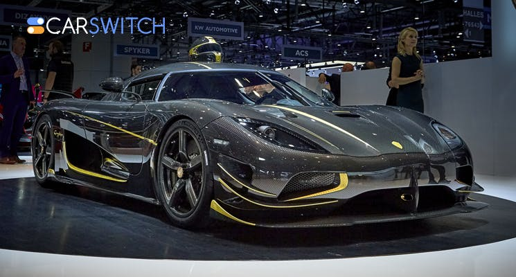A Look at the World's Fastest Car: Koenigsegg Agera RS 278