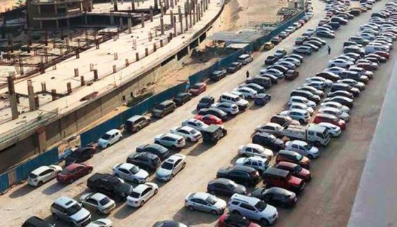 Paid parking in JLT Embankment might urge motorists on selling car!