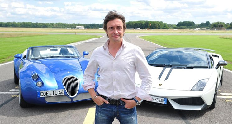 Richard Hammond Cars: Richard Hammond's Top 5 Favorite Cars
