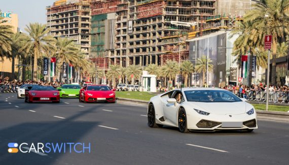 The top 7 places to visit for true car lovers in UAE!