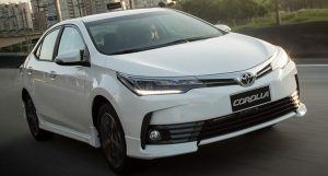 2019 Toyota Corolla XLi Arrives in the UAE