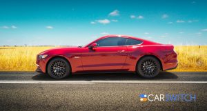 Ford Mustang: Is It Finally Getting Its Four Doors?
