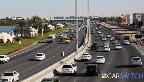 A significant drop in road accident fatalities in Abu Dhabi! sell car