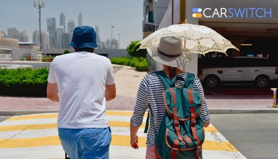 Dubai'ans, leave your Dubai used cars home this Sunday!