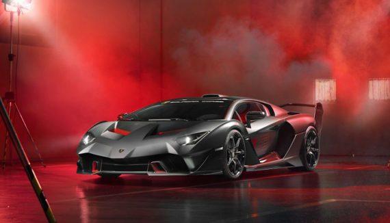 Lamborghini first one-off car for sale SC18 Alston!