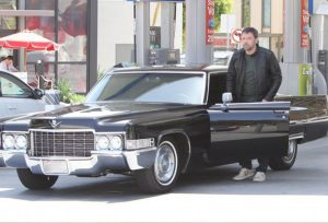 ben affleck car for sale