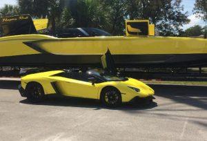 boat sell car