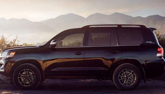 The 2020 Land Cruiser Heritage Gets Retro, Bronzed Good Looks!