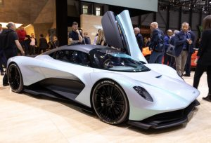 6 Incredible Supercars Revealed at the 2019 Geneva Motor