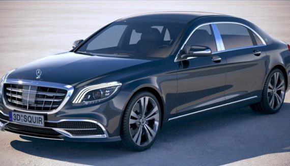 2020 Mercedes Benz S is Debuting With a Huge Touchscreen