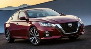The 2019 Nissan Altima Comes with Refreshed Styling to the UAE!